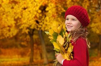 Детская одежда, осень
